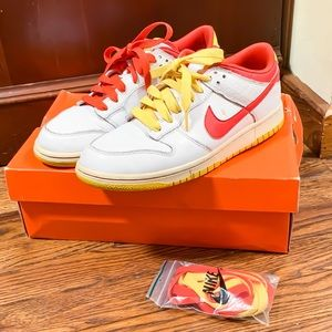 Nike Dunk Low NYX McDonalds' Sneakers